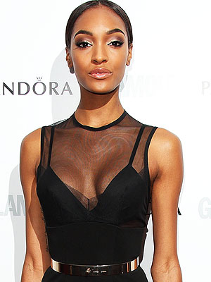 jourdan dunn 300x400 Chic Clicks: Jourdan Dunn Dropped From Dior Show Because of Chest Size; Plus, FEED Launches at Target