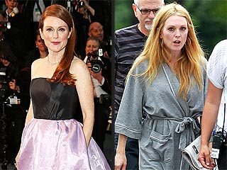 Julianne Moore Is Now a Blonde!