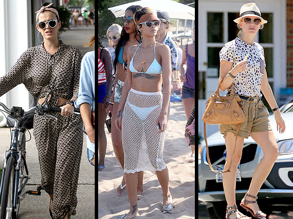 naomi watts 600x450 Feeling Bold? Here Are Three Slightly Surprising Looks to Wear To the Beach