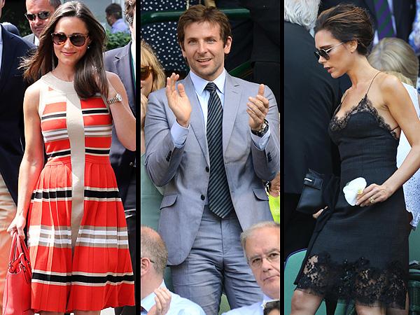 Wimbledon Victoria Beckham