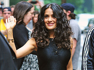Salma Hayek Wears Four Dresses in 12 Hours – Which Is Your Favorite?