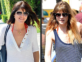Selma Blair Joins the Ombré Hair Club – What Do You Think?