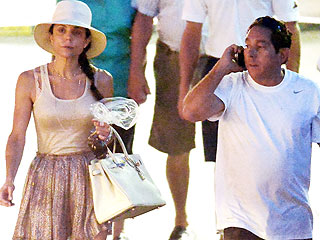Bethenny Frankel Vacations in Saint-Tropez with Warren Lichtenstein | Bethenny Frankel