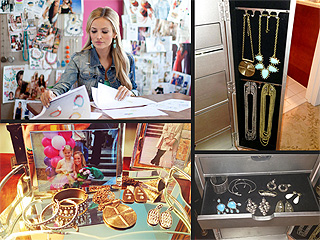 Emily Maynard Opens Up Her Personal Jewelry Box to Show Off Her New Designs