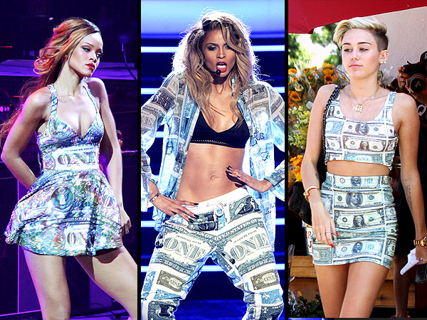 Miley Money two piece