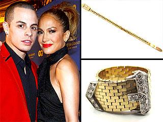 See The Ring Casper Smart Gave Jennifer Lopez For Her Birthday