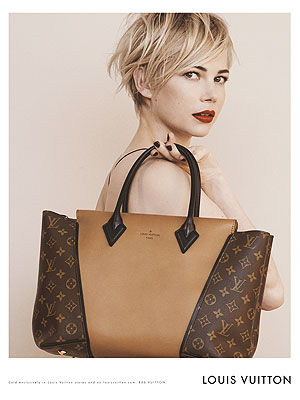 Michelle Williams Louis Vuitton