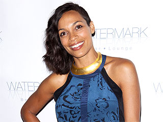 Rosario Dawson: It Took People Months to Notice My Shaved Head