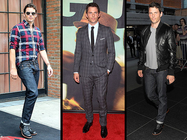 james marsden 600x450 Friday Morning Eye Candy: Lookin' Good, James Marsden
