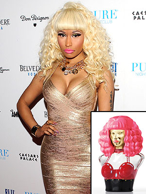 nicki minaj 300x400 Nicki Minaj's Minajesty Perfume: She Dishes Exclusively to PEOPLE