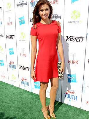 nina dobrev 300x400 This Week's 'Best Dressed Star' Race Was a Squeaker