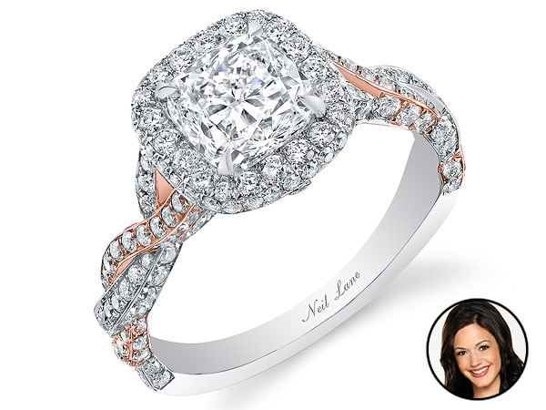 Desiree Bachelorette engagement ring