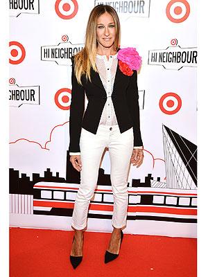 Sarah Jessica Parker style