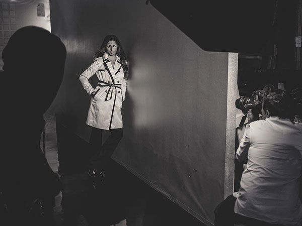 camila alves 600x450 Chic Clicks: See Camila Alves's New Fall Campaign for I.N.C.