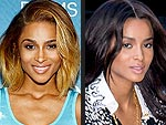 PHOTO: Ciara Goes Back to Brunette