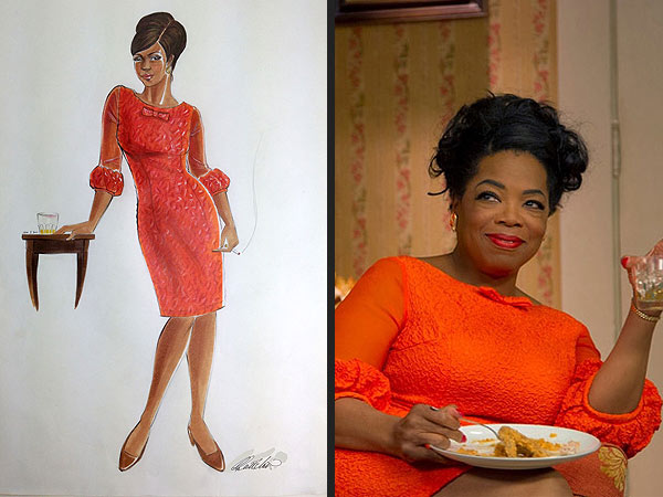 Oprah The Butler