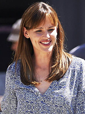 Jennifer Garner bangs