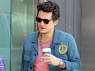 John Mayer Is Finally Ready to Commit ... To This Outfit