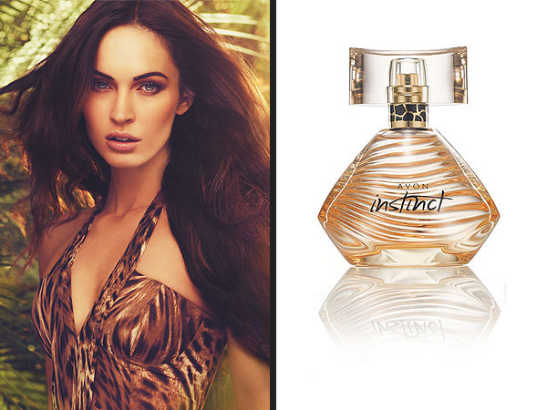 Megan Fox Avon fragrance