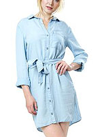 Bella Dahl shirtdress