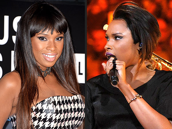 Jennifer Hudson haircut