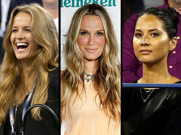 molly sims 600x450 US Open Tennis: These Hairstyles In the Stands Are Aces