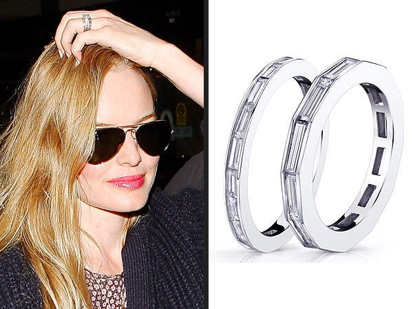 Kate Bosworth Wedding Band