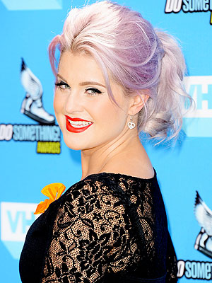 kelly osbourne 300x400 If Kelly Osbourne Designed Plus Size Clothes, Would You Buy Them?