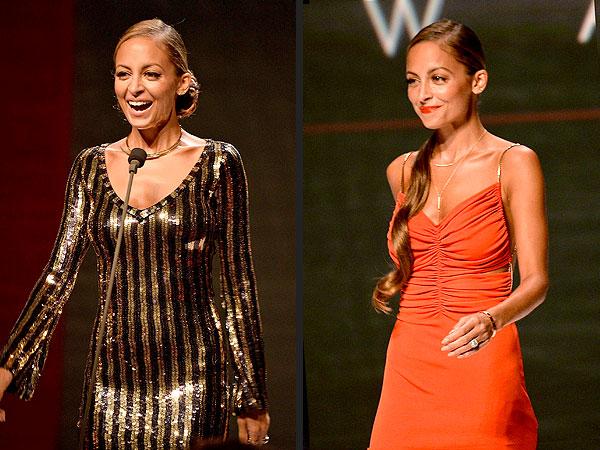 Nicole Richie Style Awards