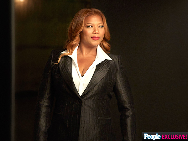 Queen Latifah Pantene