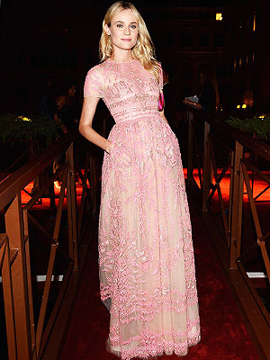 Diane Kruger best dressed