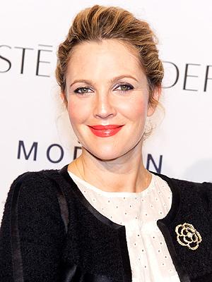 Drew Barrymore lipstick