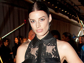 All About Jessica Pare's Emmy Dress