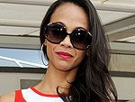 Is This the First Look at Zoë Saldana's Wedding Ring?