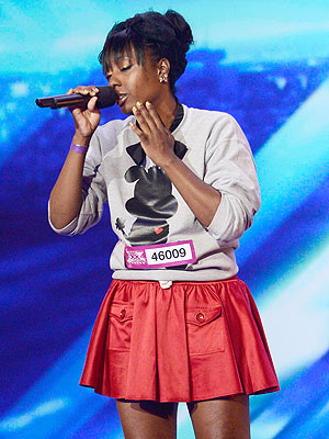 X Factor Contestant Dedicates Moving Performance to Murdered Mother