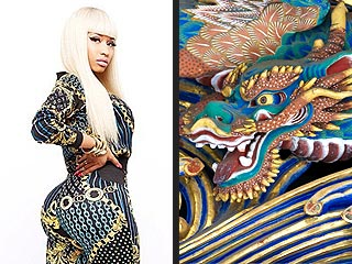 What Inspired Nicki Minaj's Kmart Designs? We Imagine Her Inspiration Board