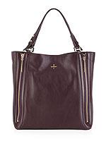 Pour la Victoire Nouveau Leather Tote Bag