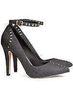 H&M stud pumps