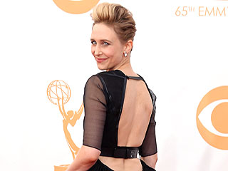The Emmys Gown You Gotta See from the Back