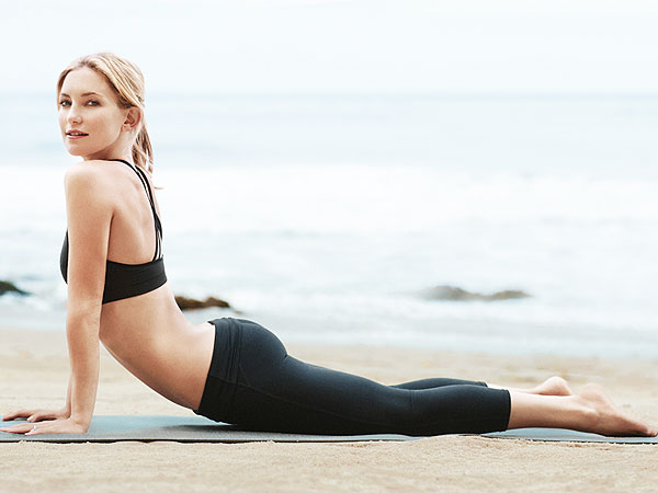 Kate Hudson exercise clothes