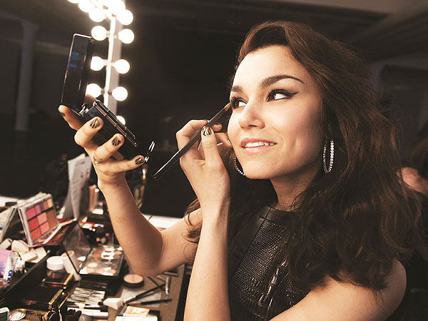 Samantha Barks Mark Cosmetics