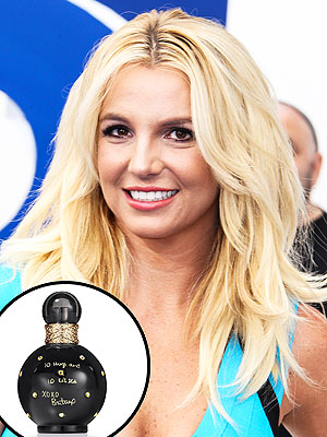 britney spears 1 300x400 Twitter Followers: Enter to Win a Signed Bottle of Britney Spearss 10th Anniversary Fantasy Fragrance