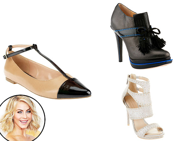 julianne hough 600x450 You Wont Want to Miss This Major Shoe Sale (For an Amazing Cause!)