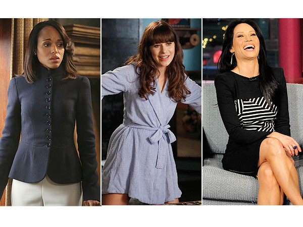 kerry washington 600x450 Olivia Popes Amazing Blazer on Scandal & Other TV Fashion Moments Were Buzzing About