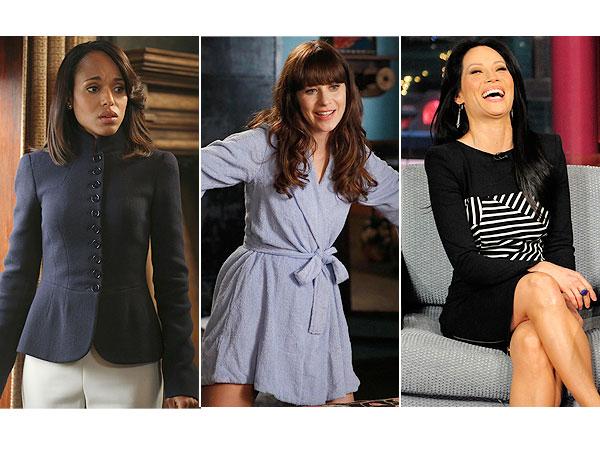 kerry washington 600x450 Olivia Popes Amazing Blazer on Scandal & Other TV Fashion Moments Were Buzzing About