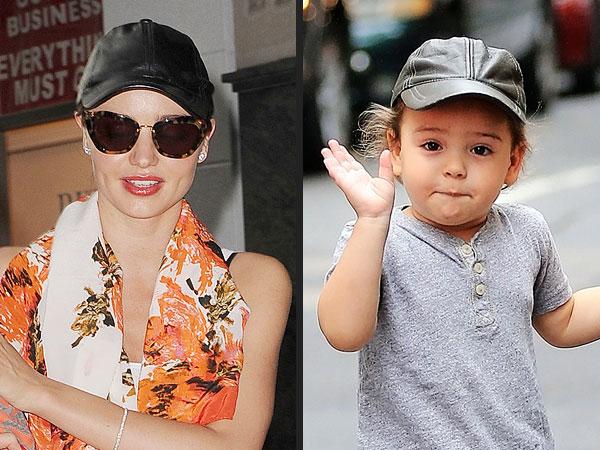 Miranda Kerr Baby Flynn