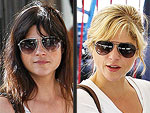 PHOTO: Selma Blair Is Now Completely Blonde!