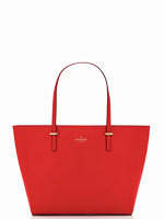 Kate Spade red bag