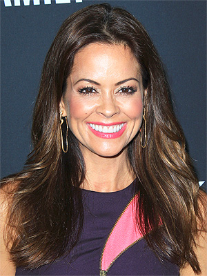Brooke Burke haircut