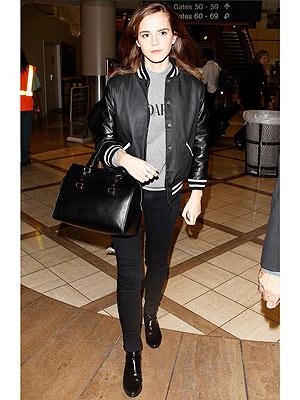 Emma Watson street style
